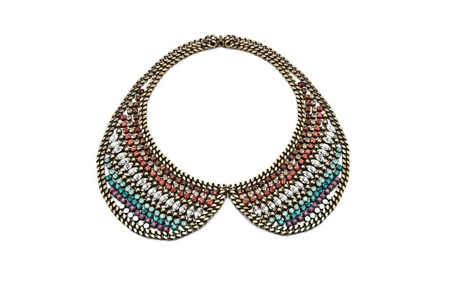 colletto collier con pietre dannijo