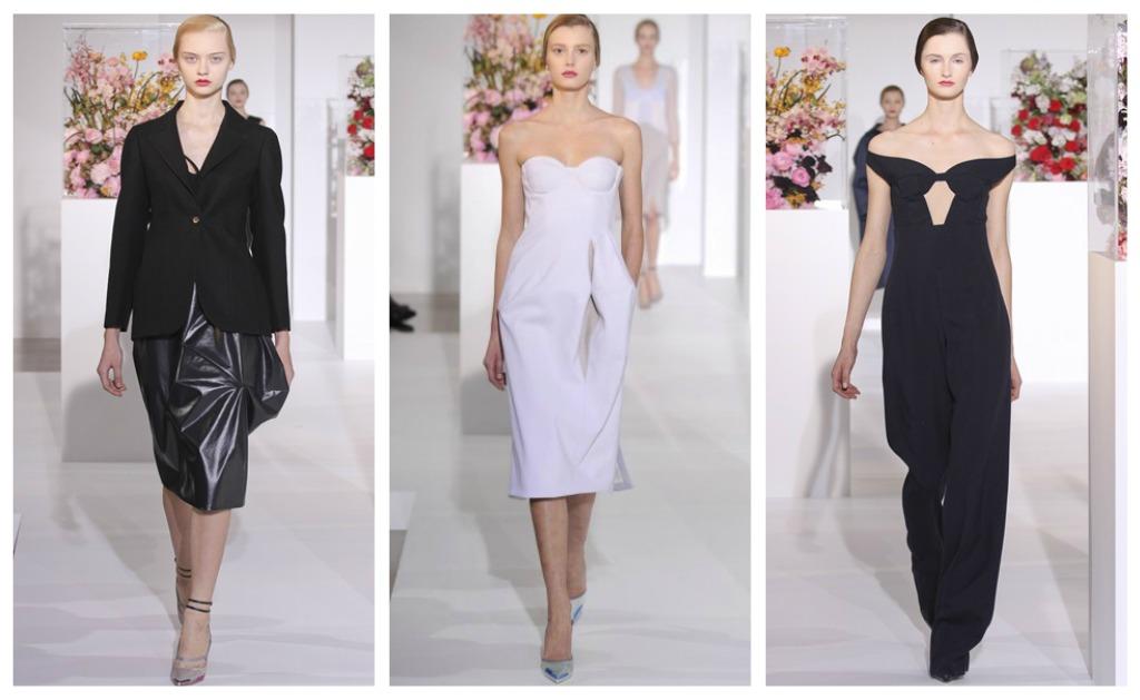best value 0f578 6ec9d Milano Fashion Week 2012: l'ultima collezione di Raf Simons ...