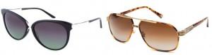 occhiali da sole modello montalivet nero e brighton tartaruga di leisure society