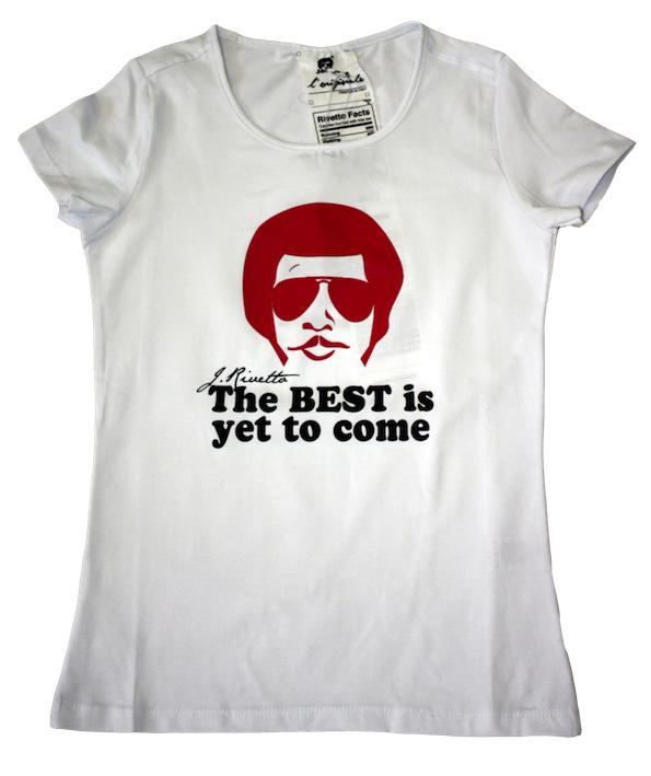 factory price ba31b 31345 Joe Rivetto è tornato: ecco le t-shirt per l'estate 2012 ...