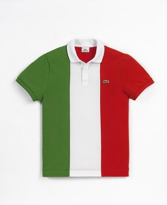 Lacoste lancia una mini collection di polo dedicata alle for Colori polo lacoste