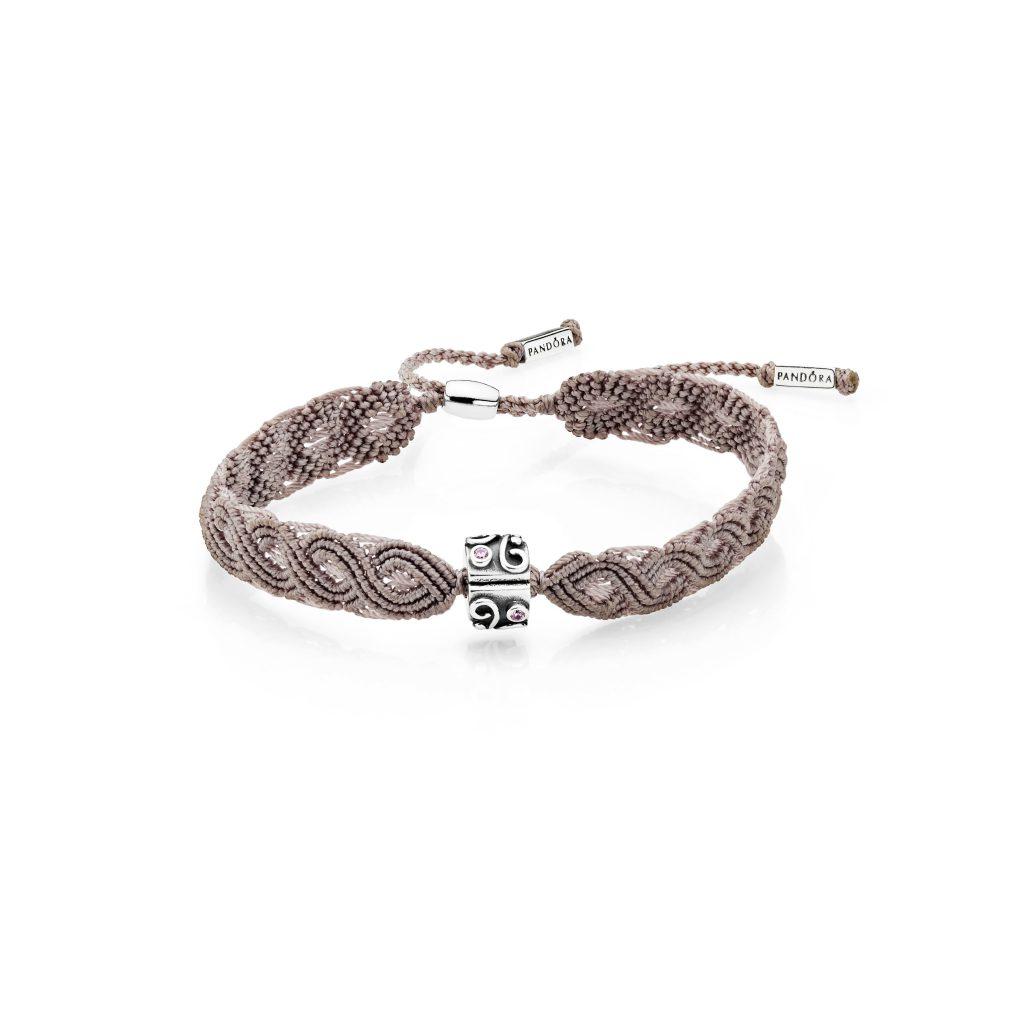 Pandora il macram per i bracciali dell 39 estate 2012 foto drezzy - Bracciale pandora si puo bagnare ...