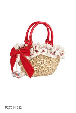 ec15811574 ... more, fragole, cappuccini, in perfetto stile anni Cinquanta, le borse  della collezione primavera estate 2012 di Atelier Fixdesign sono ...