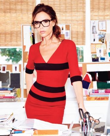 b2155cfb91 Di Irene Sartoretti. Victoria Beckham è sempre più lanciata nel mondo della  moda. Non tanto e solo come testimonial, quanto piuttosto come stilista.