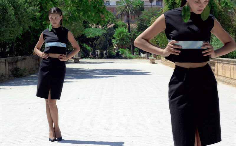 Vincent barocco minimal per la primavera estate 2013 for Stile minimal vestiti