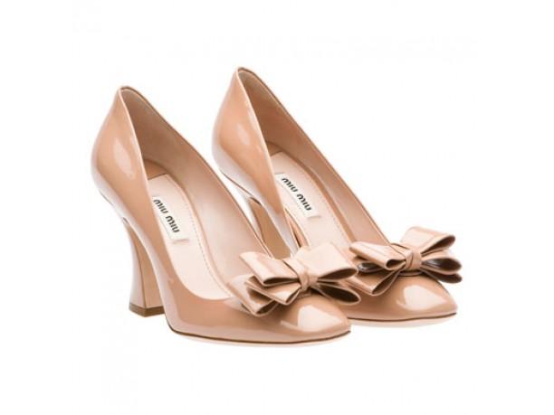 Fra le scarpe più sofisticate nella collezione di Miu Miu per l autunno  inverno 2012 2013 ... 205b46b8935