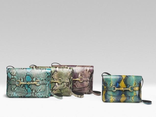 11f795bdb5 Gucci: le allegre e colorate pochette per l'estate 2013 (foto) | Drezzy