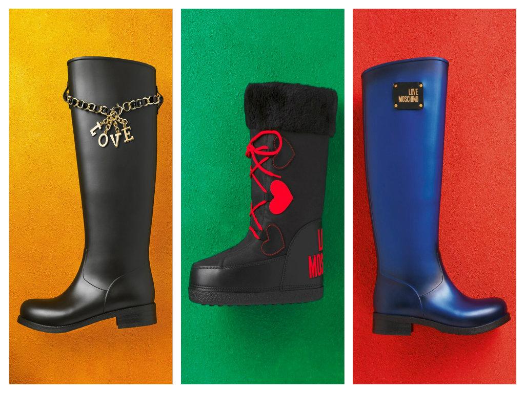 wholesale dealer 869b5 b71e3 Gli stivali LOVE Moschino per la stagione fredda   Drezzy