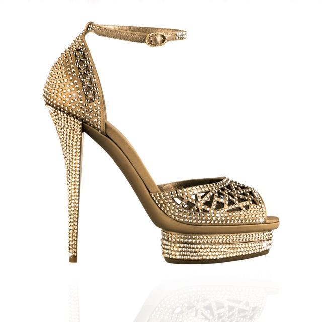 online retailer 811ad d77db Le Silla: le scarpe scelte da Belen Rodriguez per il suo ...