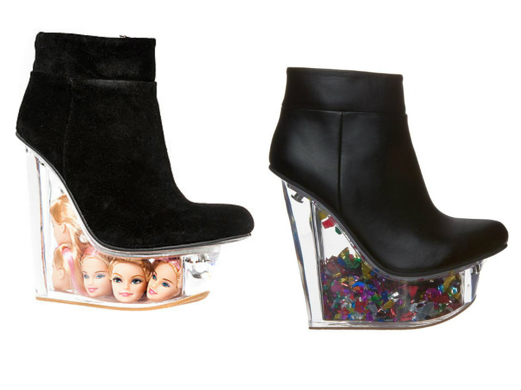 Le ugly shoes di Jeffrey Campbell