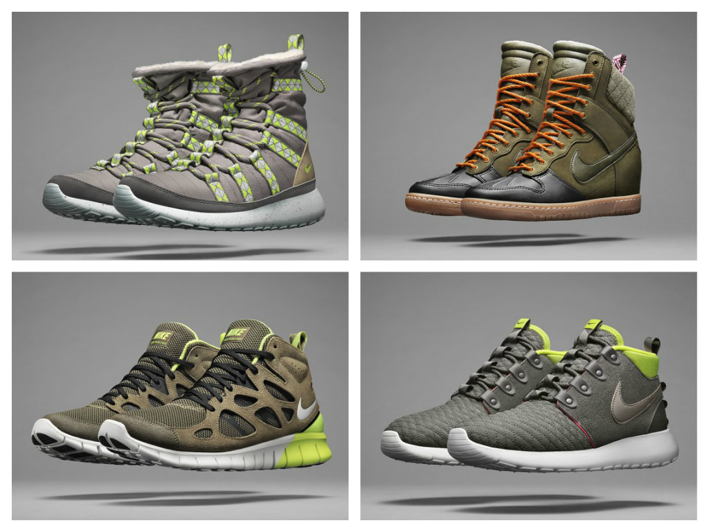 modelli scarpe nike
