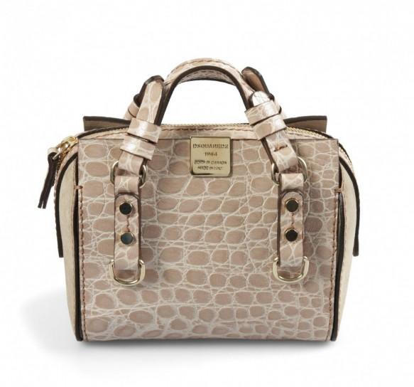 9fd41a0084 Disquared2 borse: le handbag e clutch più chic dell'inverno 2014 (foto)