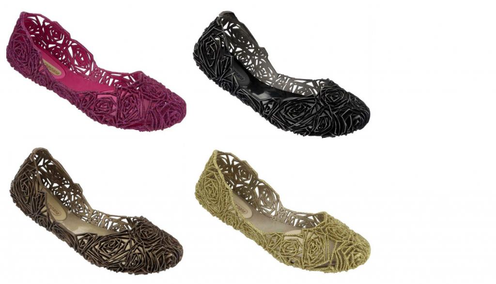melissa e campana le scarpe decimo anniversario modalab