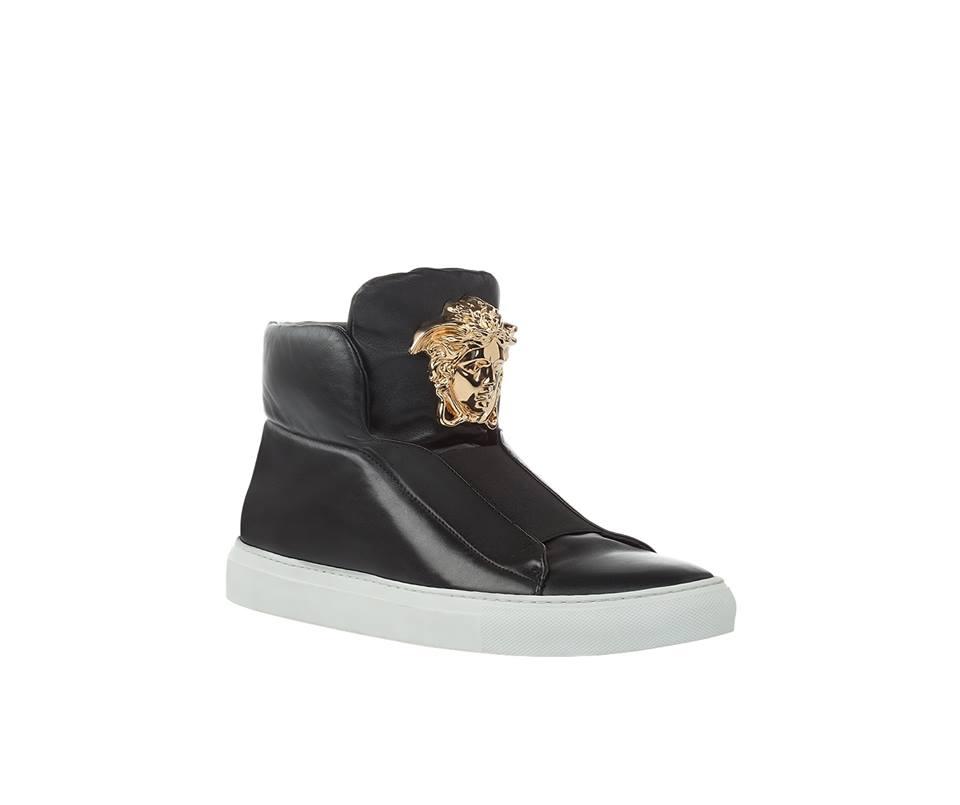 Sneakers Versace: i modelli Primavera Estate 2014 | Modalab ...