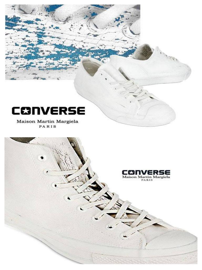 Pe Margiela Modalab Martin '14 Converse Sneakers E Drezzy Maison tqaxaX
