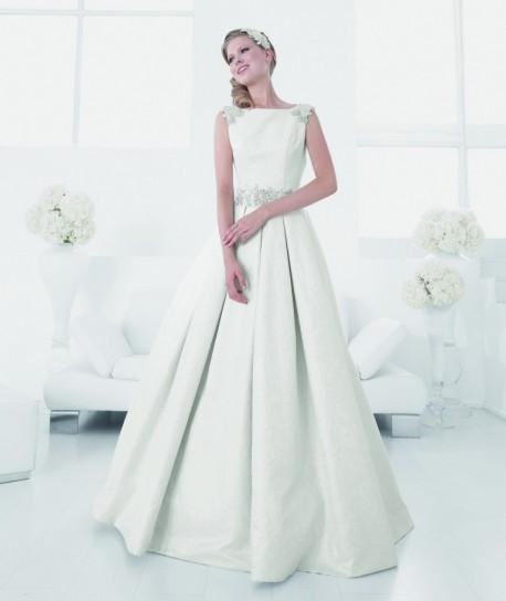 3897b0202430 abito-con-gonna-ballgown-pignatelli. A caratterizzare questi vestiti sposa  Carlo ...