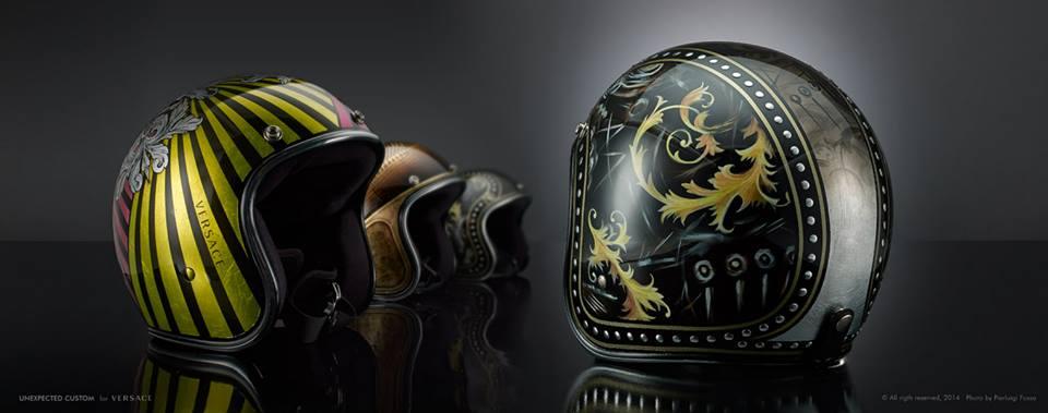 versace caschi da moto unexpected custom