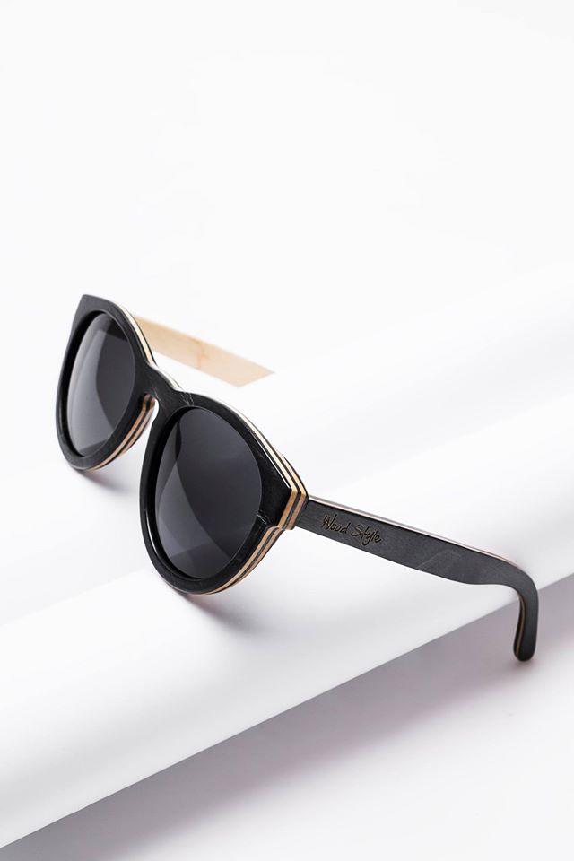 Wood style occhiali accessori legno modalab drezzy for Occhiali da sole montatura in legno