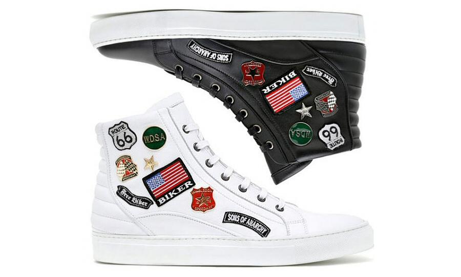Le sneakers da uomo firmate Casadei | Modalab | Drezzy