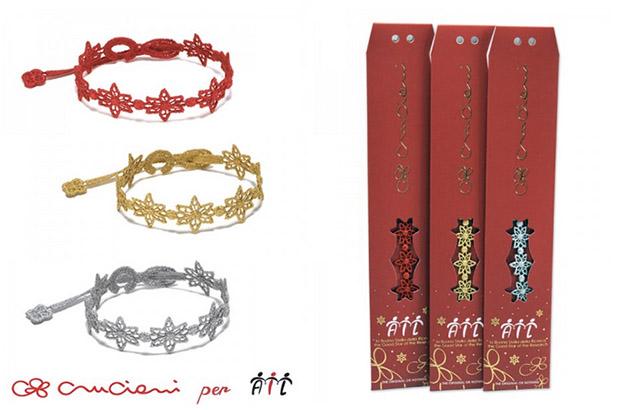 low priced c3f6c 15684 Cruciani braccialetti: la