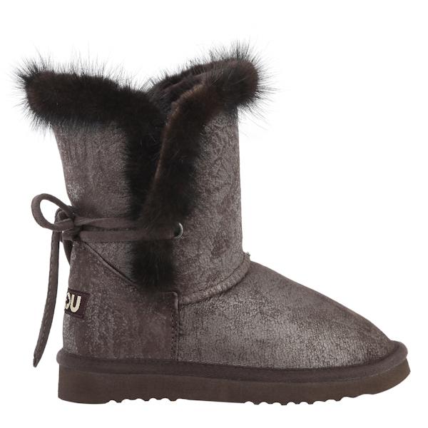 Mou Boots  gli stivali pelosi dell inverno 2015  6a6ab564c6e