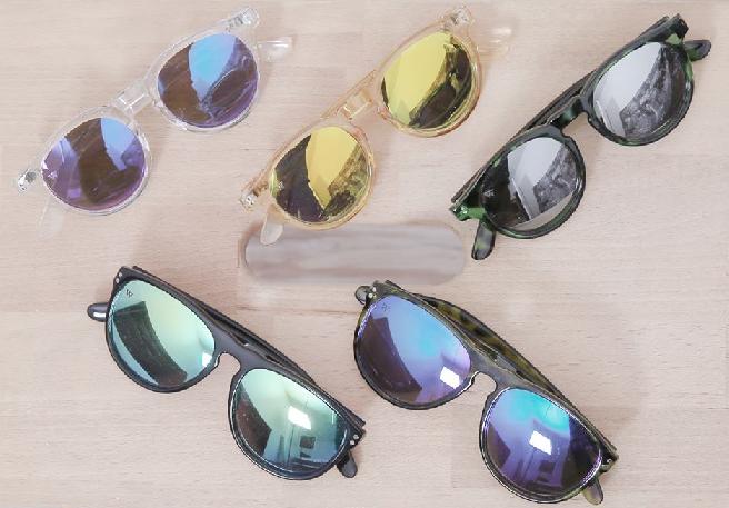 orologio 74c9a 7c2b5 Gli occhiali da sole low cost di Wolfnoir | Modalab | Drezzy