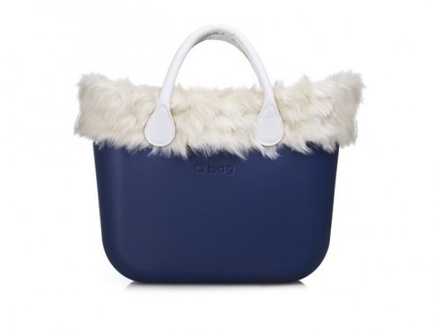 O Bag by Fullspot borse: le bag in pelliccia per l'inverno