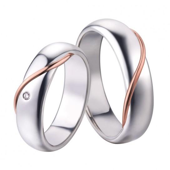 Polello gioielli: le fedi per il giorno del matrimonio (foto)  Drezzy