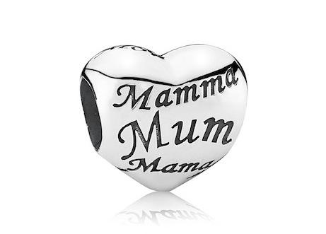 charms pandora mamma