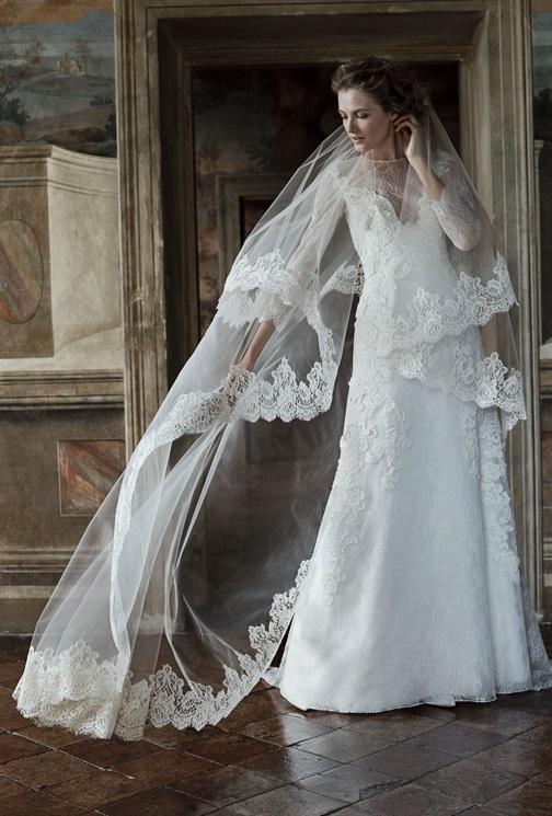 premium selection c3027 6c9e1 Alberta Ferretti abiti sposa: la collezione Forever 2016 ...