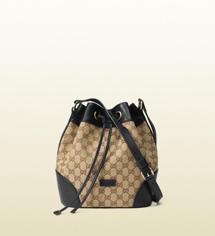 2ea54516d9 secchiello-gg-gucci. La collezione di borse Gucci Autunno-Inverno 2015-2016  ...
