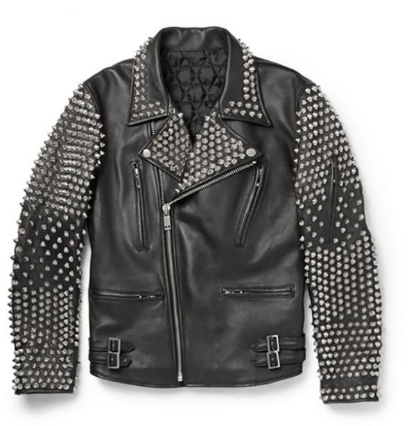 sale retailer d93bb 066d5 Blackmeans abbigliamento uomo: la giacca rock per l'inverno ...