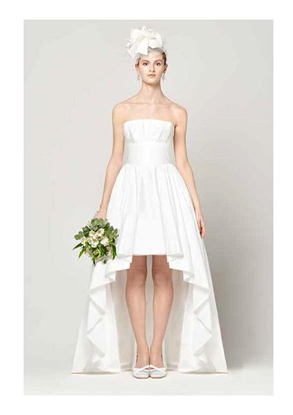 Max Mara Bridal collection 2016 Elegante e raffinata la collezione Bridal  di vestiti da sposa per ... 7349410c23e