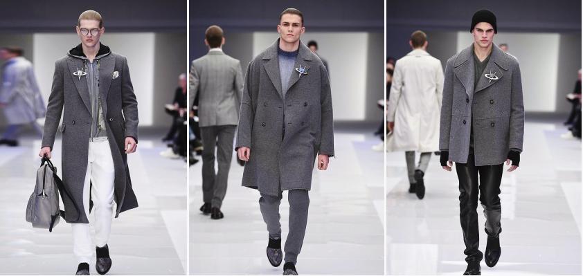 30d9f4d26a milano moda uomo gennaio 2016: Versace, l'eleganza in passerella ...