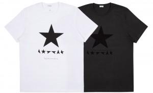 david bowie paul smith blackstar t-shirt