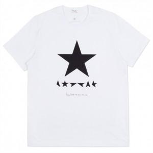 david bowie t-shirt blackstar album