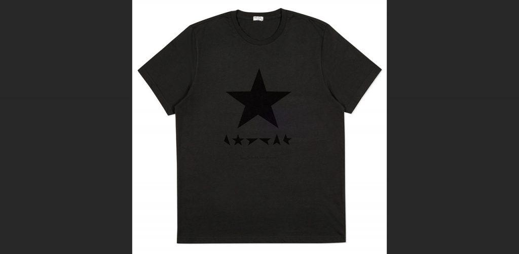 Paul Smith t-shirt david bowie