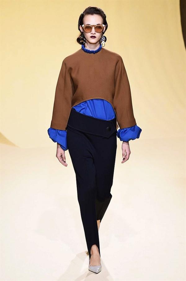 E Marni Oversize Inverno Moda Autunno Donna Milano 20162017 qAHUx0