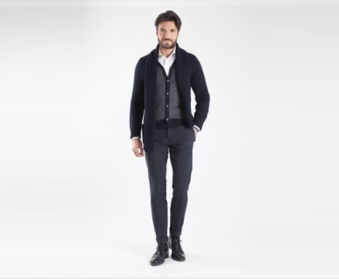 b025afa47601 Cruciani abbigliamento uomo: elegante l'uomo per il tempo libero ...