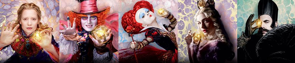 Alice by istituto marangoni e disney drezzy - Alice e lo specchio ...