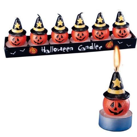 6-candele-zucca-c-cappello-hcm5-in-scatola