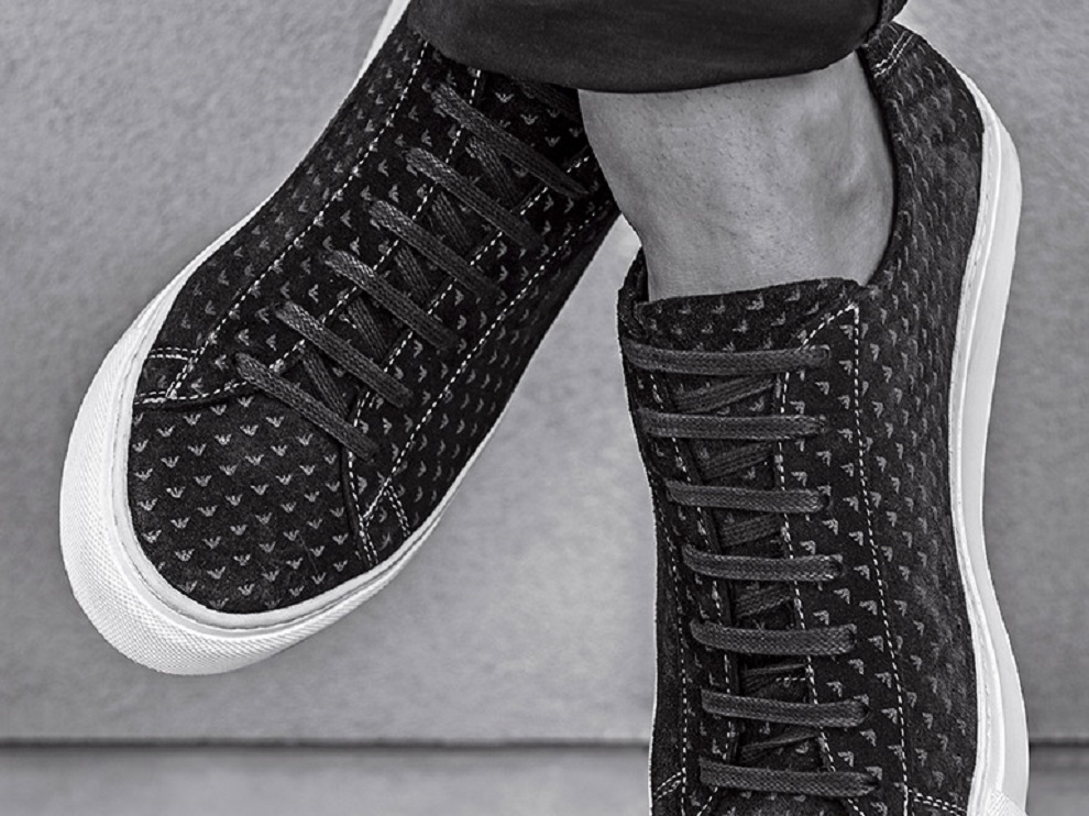 Armani jeans scarpe estate 2016 drezzy for Ma maison scarpe