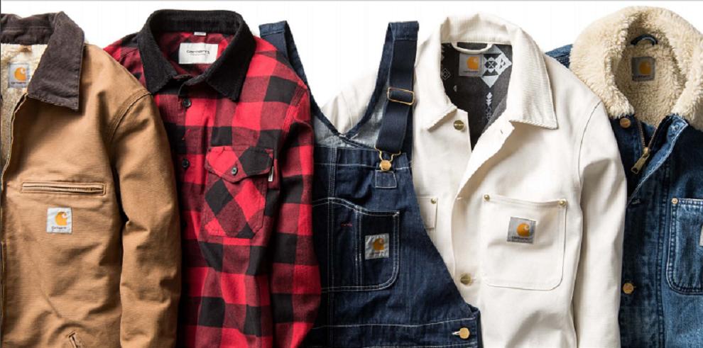 carhartt collezione fw 2016 giacche
