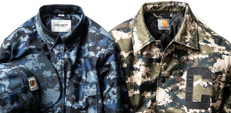 giacca camo carhartt tendenze moda uomo inverno 2016