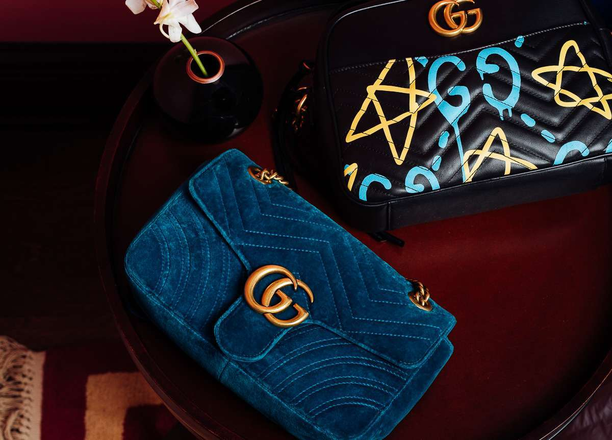 Gucci Marmont, it bag autunno