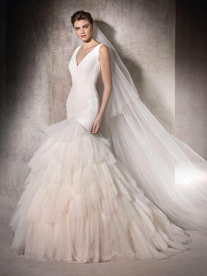 San Patrick, abiti sposa 2017
