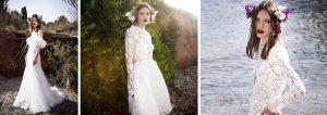 Abiti sposa 2017: Costarellos