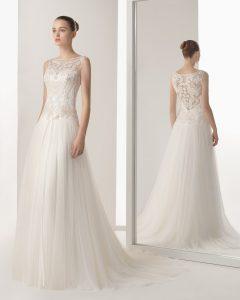Rosa Clarà abiti sposa