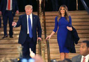 Look Melania Trump