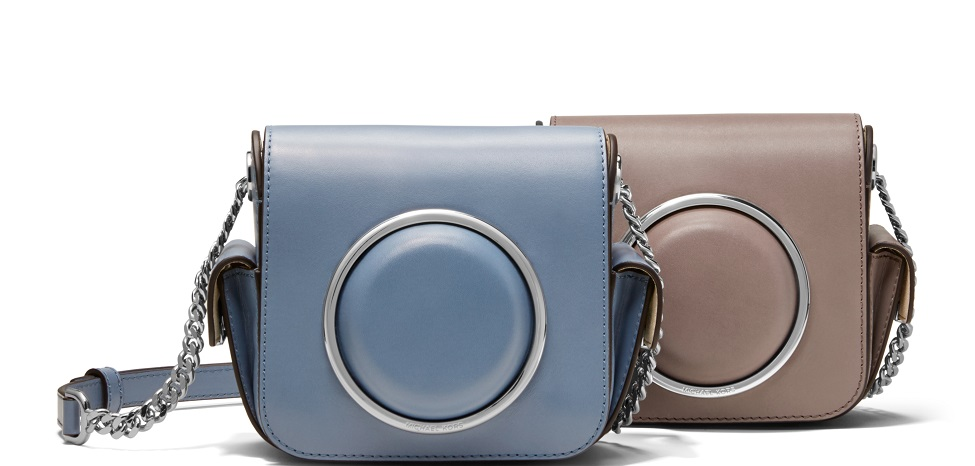 """Scout"" camera bag Michael Kors Fujifilm Instax"